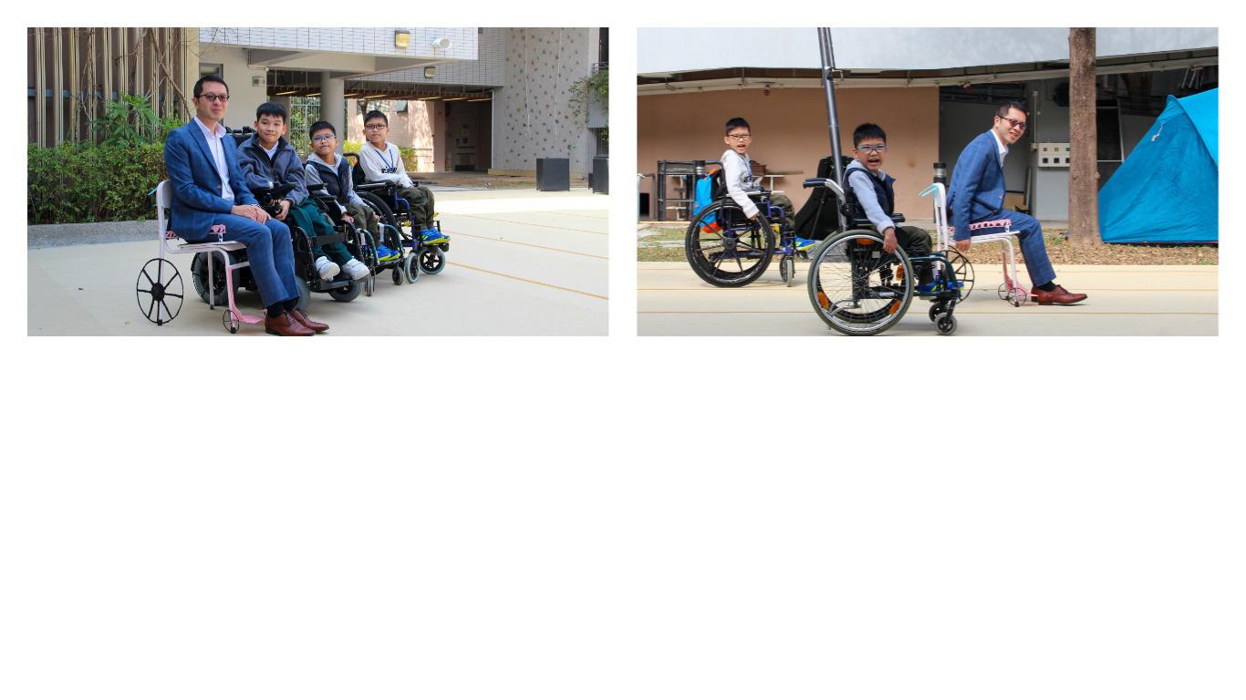 2020-02-11 「香港學生集體創作展:學校桌椅大改造 」